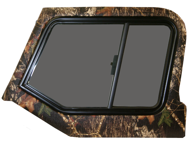 Camouflage Jeep Doors for TJ Models