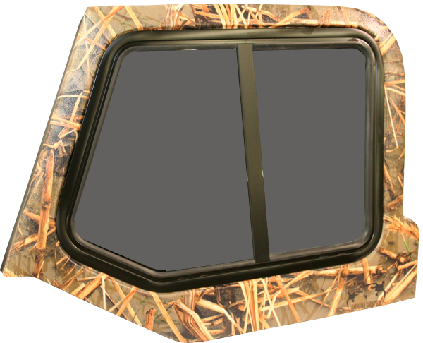Camouflage Jeep Doors for YJ Models