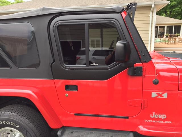 Jeep Doors For Wrangler Tj 97 06