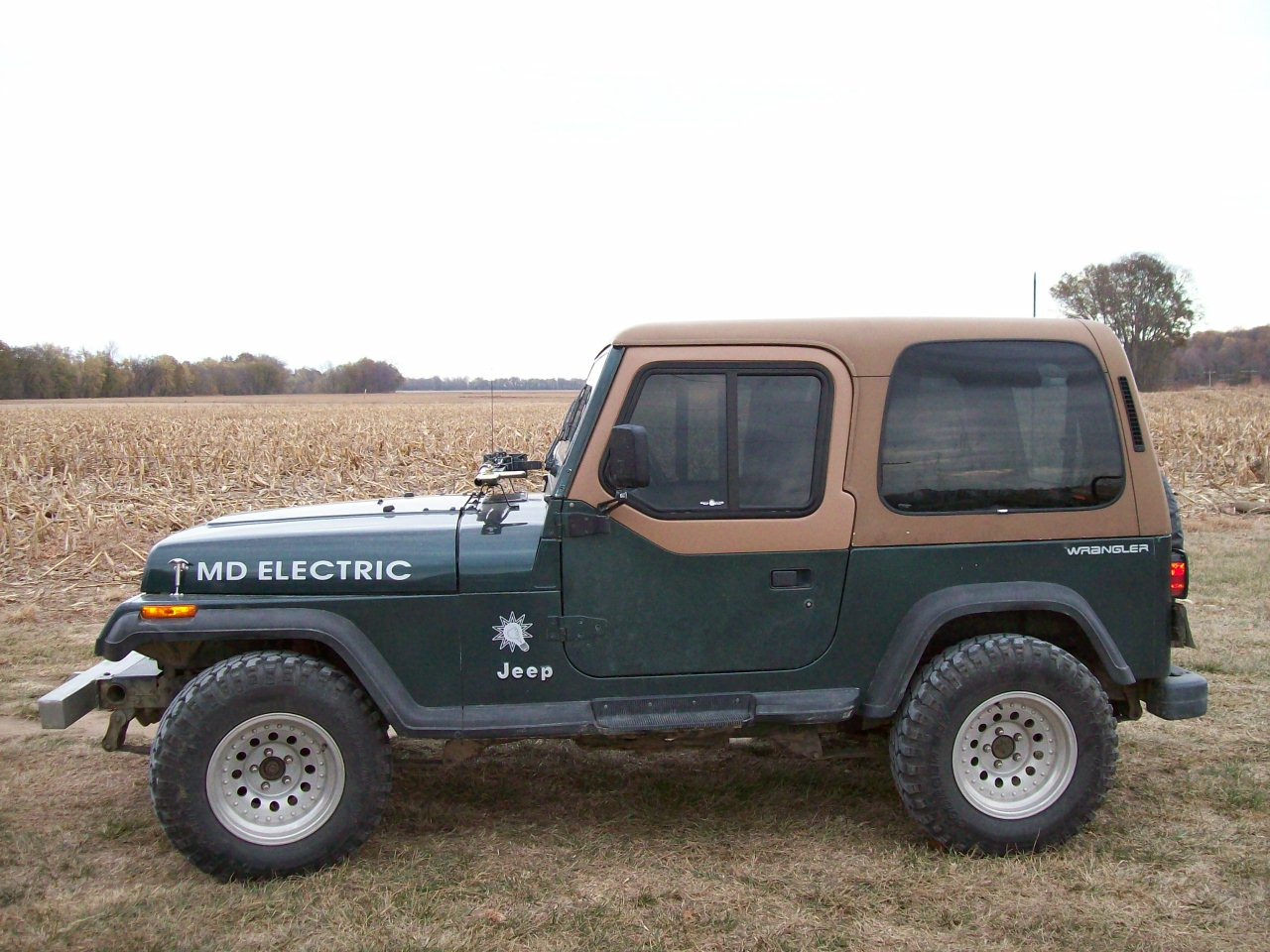 Jeep Wrangler Upper Doors Yj 87 95 1988 Hard Top